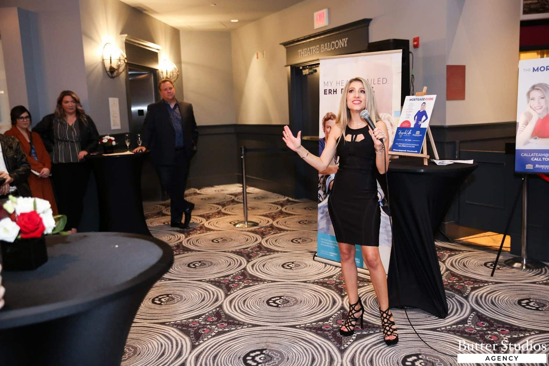 Coquitlam Event Photographer, Angela Calla The Mortgage Code, Hard Rock Casino Vancouver