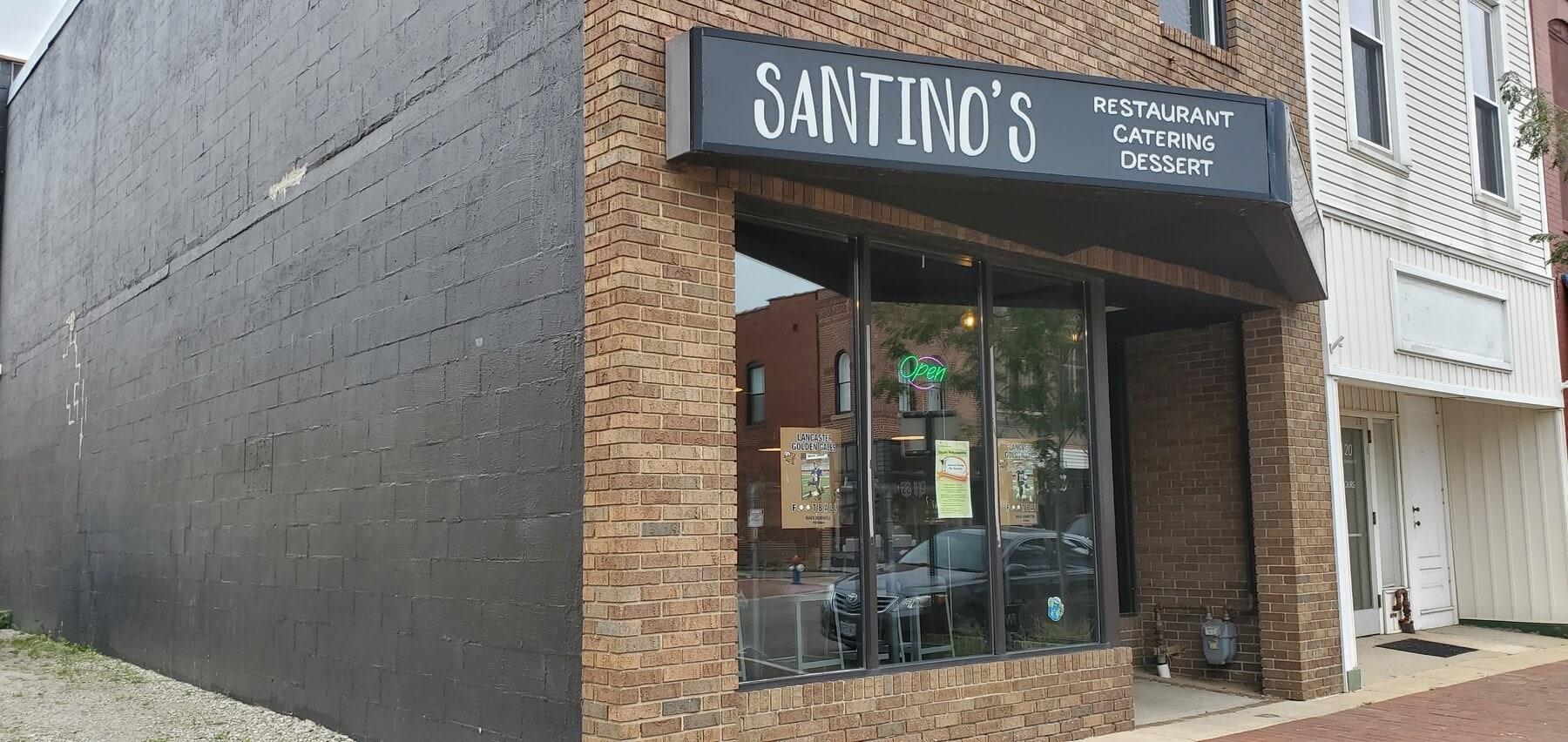 Santino's Restaurant, Catering, Dessert