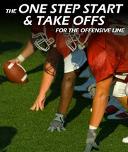 ONE STEP START AND TAKEOFFS offensive line development 2