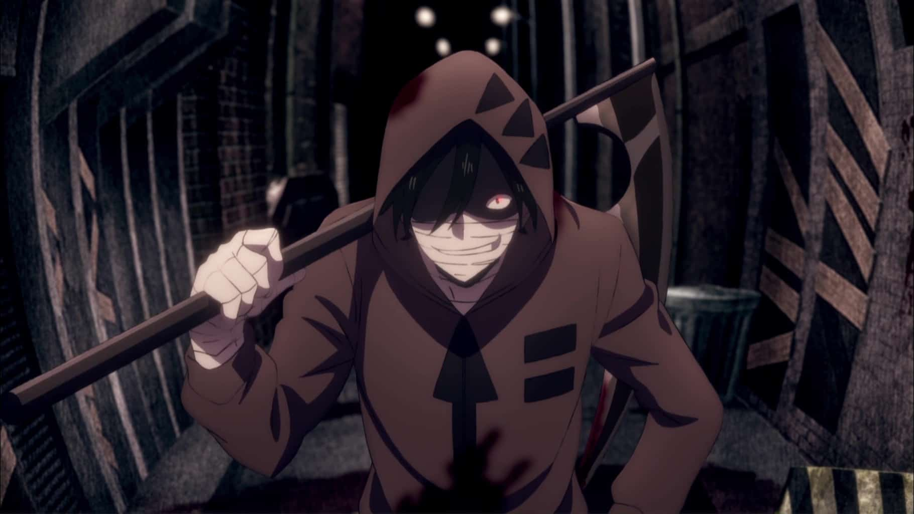 Angels of Death - Zack