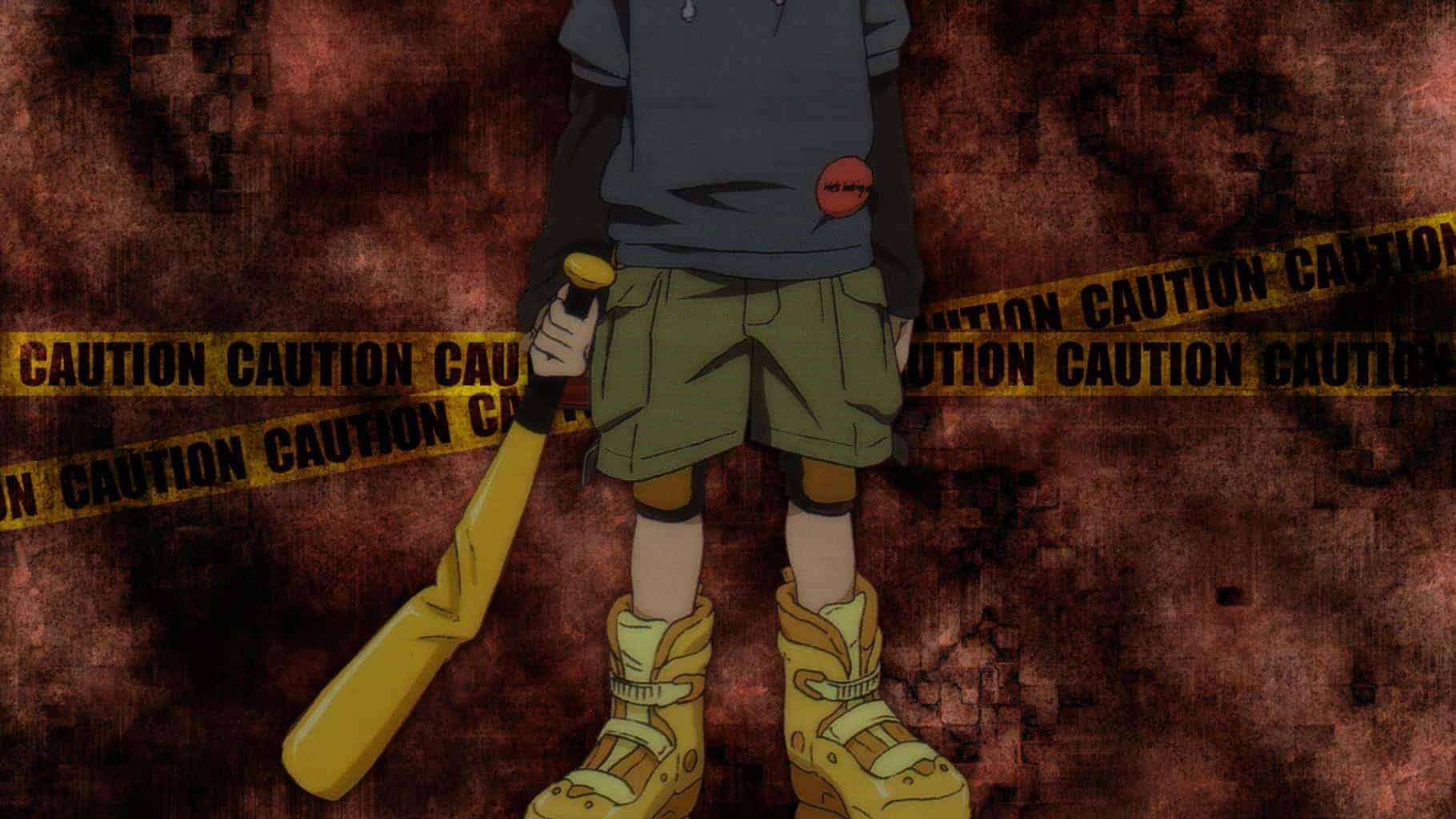 Paranoia Agent Recommendation