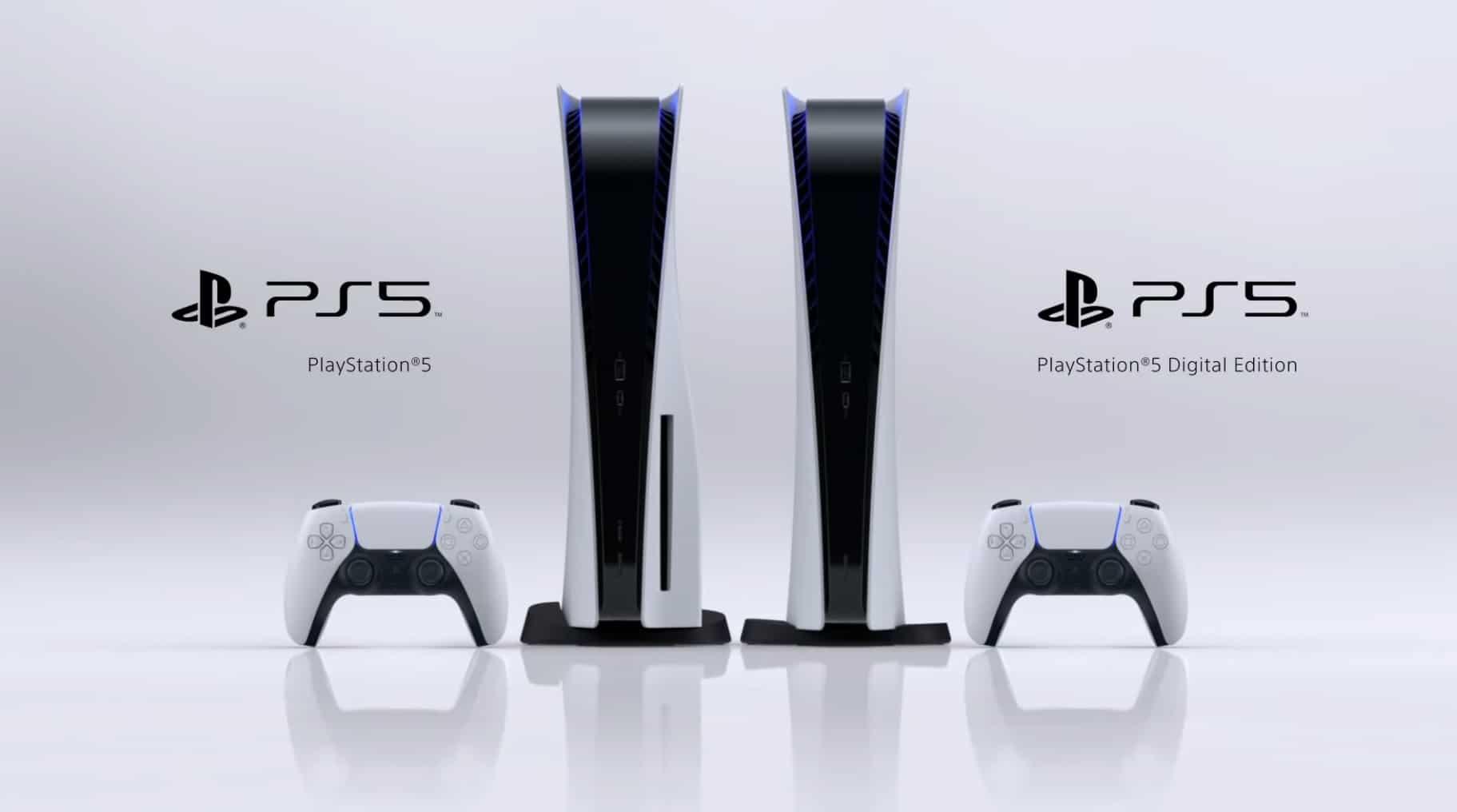 Pré-encomendas playstation 5