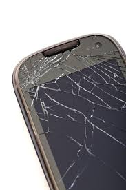 broken smartphone (http://pixabay.com/en/broken-cell-phone-cellular-72161/)
