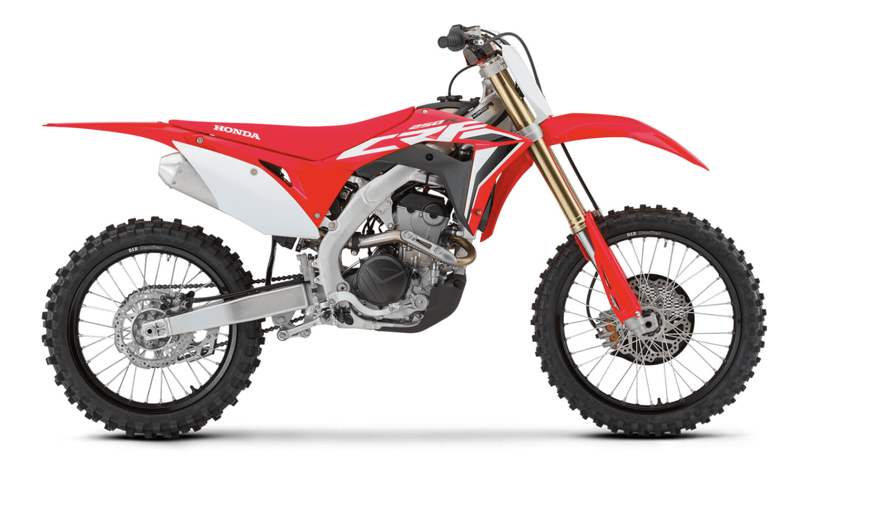 Adult honda motocross dirt bike