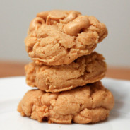 Browned Butter Peanut Butter Chip Cookies from The Salted Cookie