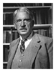 John Dewey - picture from wikimedia commons