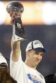 Peyton Manning Trophy