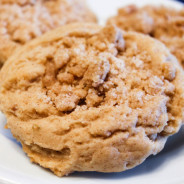 Coffee Cake Cookies from The Salted Cookie