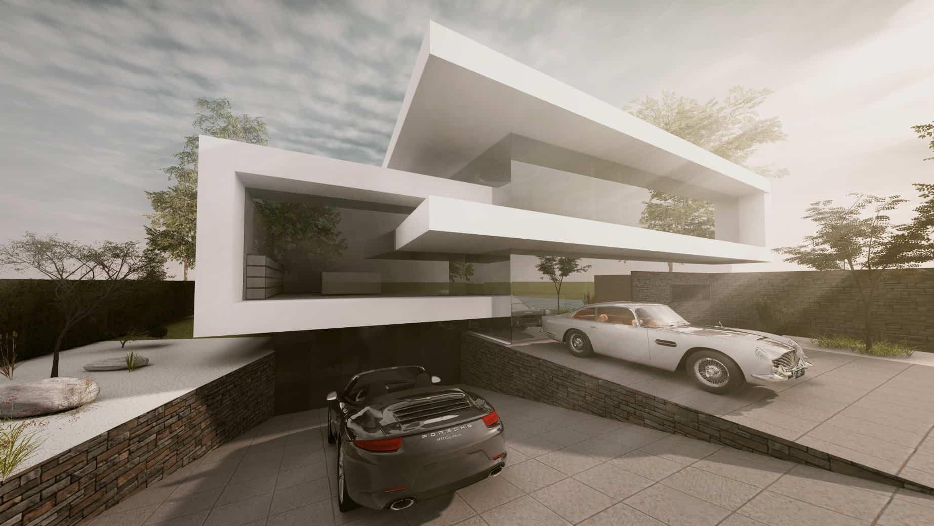 Moderne Hauser Bauen Bilder Und Haustypen Avantecture