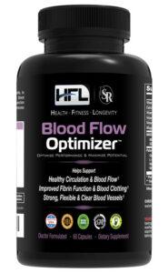 supplements for blood flow improvement Optimizer