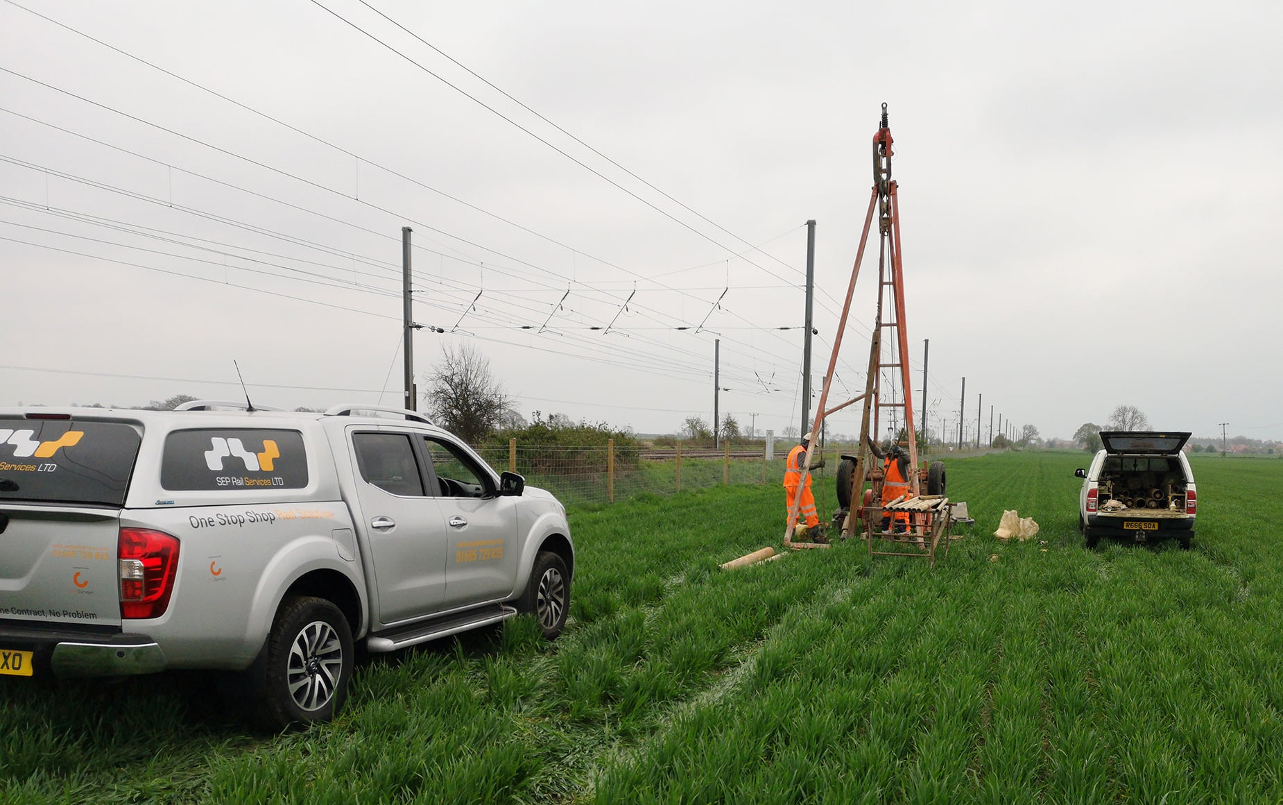Ground Investigation