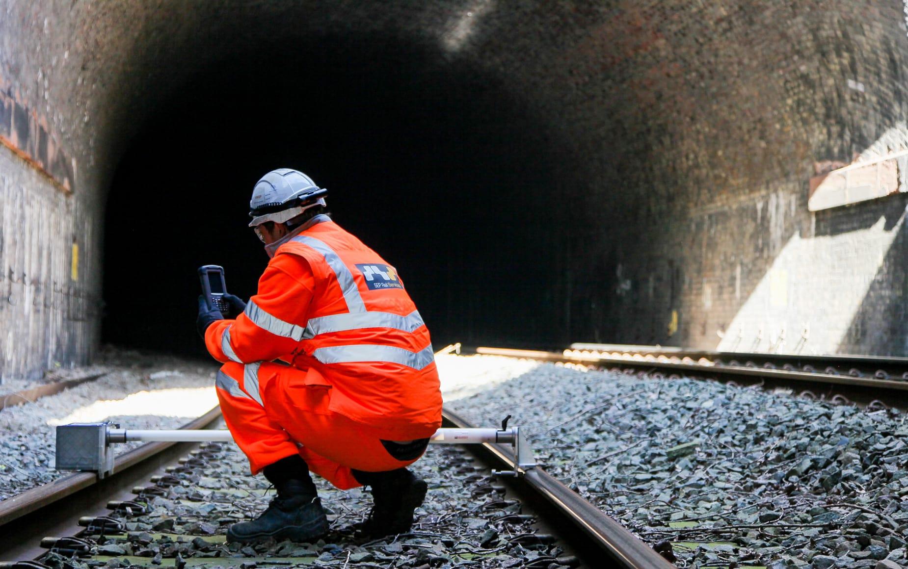 Railway Gauging Surveys