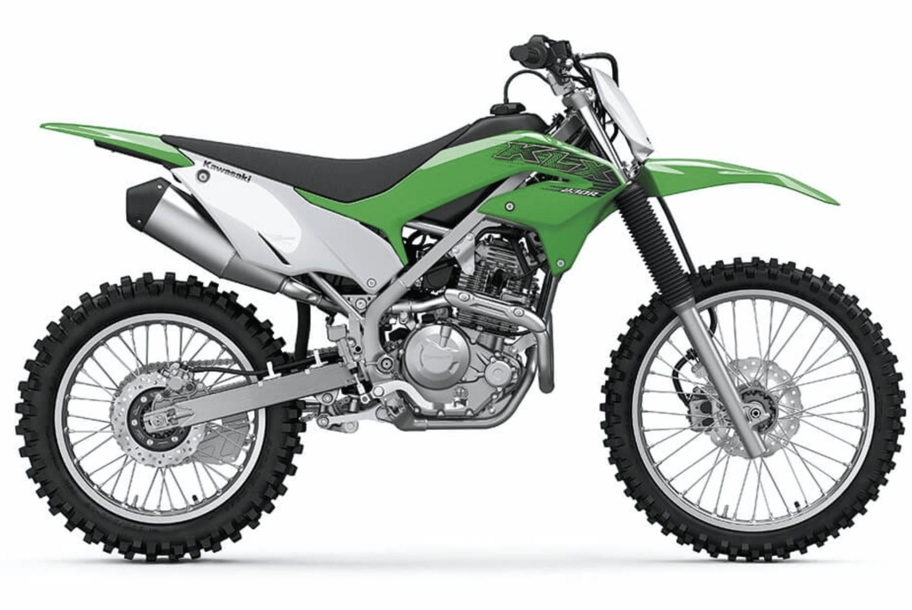 230 cc women's dirt bike