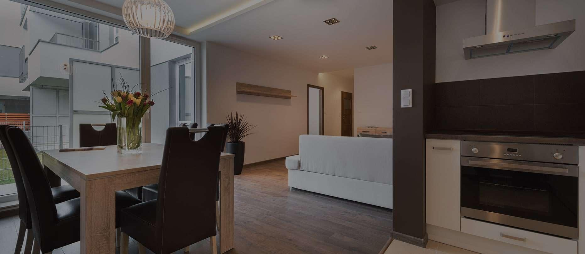 aliminum-timber windows and doors home