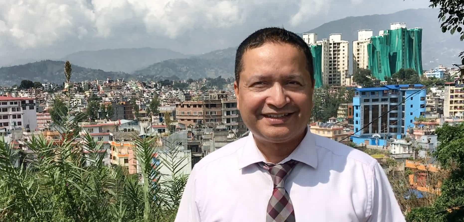 Dr. Arun Raj Kunwar