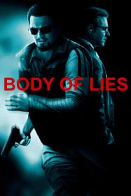 Body of Lies บอดี้ ออฟ ลายส์ แผนบงการยอดจารชนสะท้านโลก (2008)