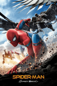 Spider-Man: Homecoming สไปเดอร์แมน โฮมคัมมิ่ง (2017)