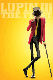 Lupin 3 : The First ลูแปงที่ 3 ฉกมหาสมบัติไดอารี่ (2019)