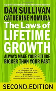 laws of lifetime growth