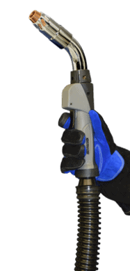 Image of Clean-Air Fume Extraction MIG Gun