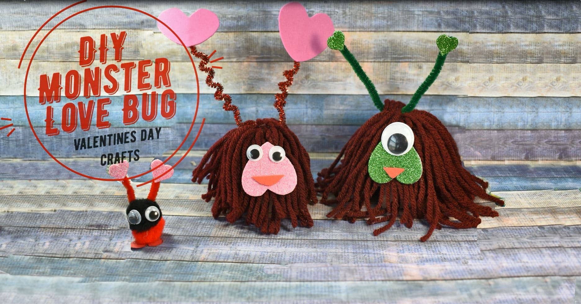 DIY craft for Valentines day