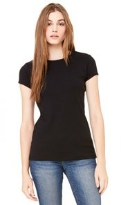 BELLA + CANVAS BABY RIB S/S TEE