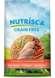 Nutrisca Chicken & Chickpea Recipe