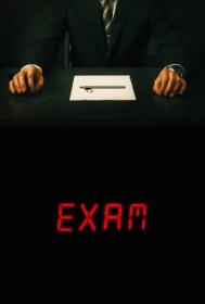 Exam เกมส์ฆาตกรโหด (2009)