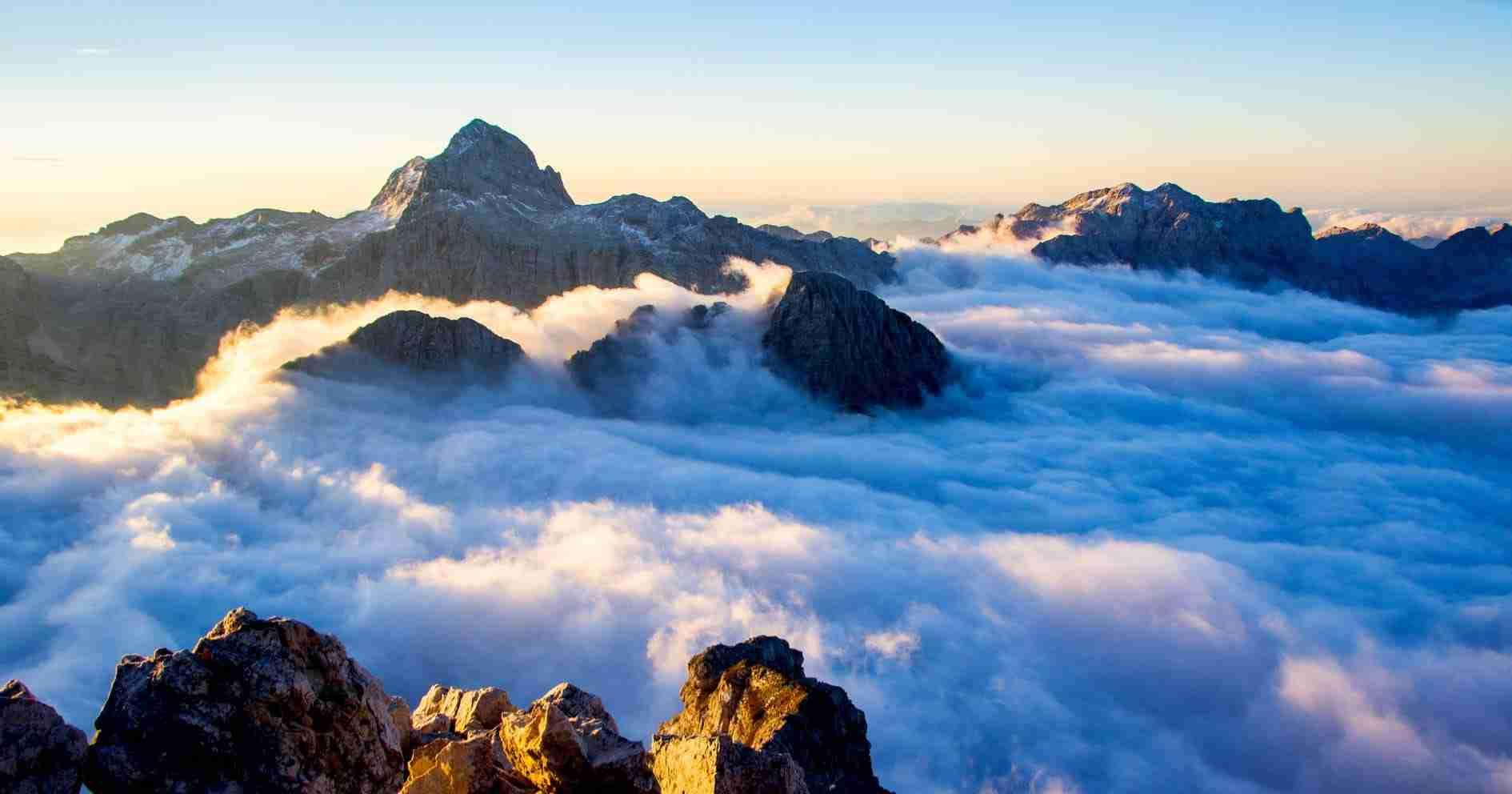 Julian Alps Traverse and Mount Triglav