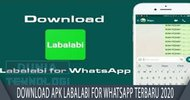 Download Apk labalabi for whatsapp Terbaru 2020
