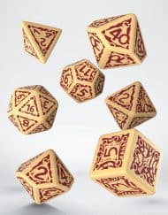 Pathfinder Polydice Dice Set Ironfang Invasion