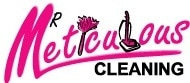 Mr Meticulous Cleaning Services Logo