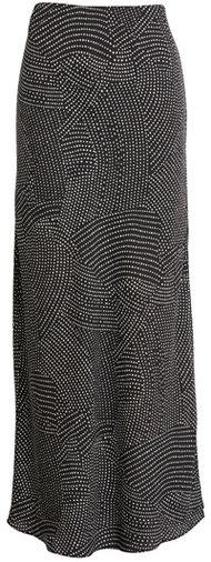 Socialite maxi skirt | 40plusstyle.com
