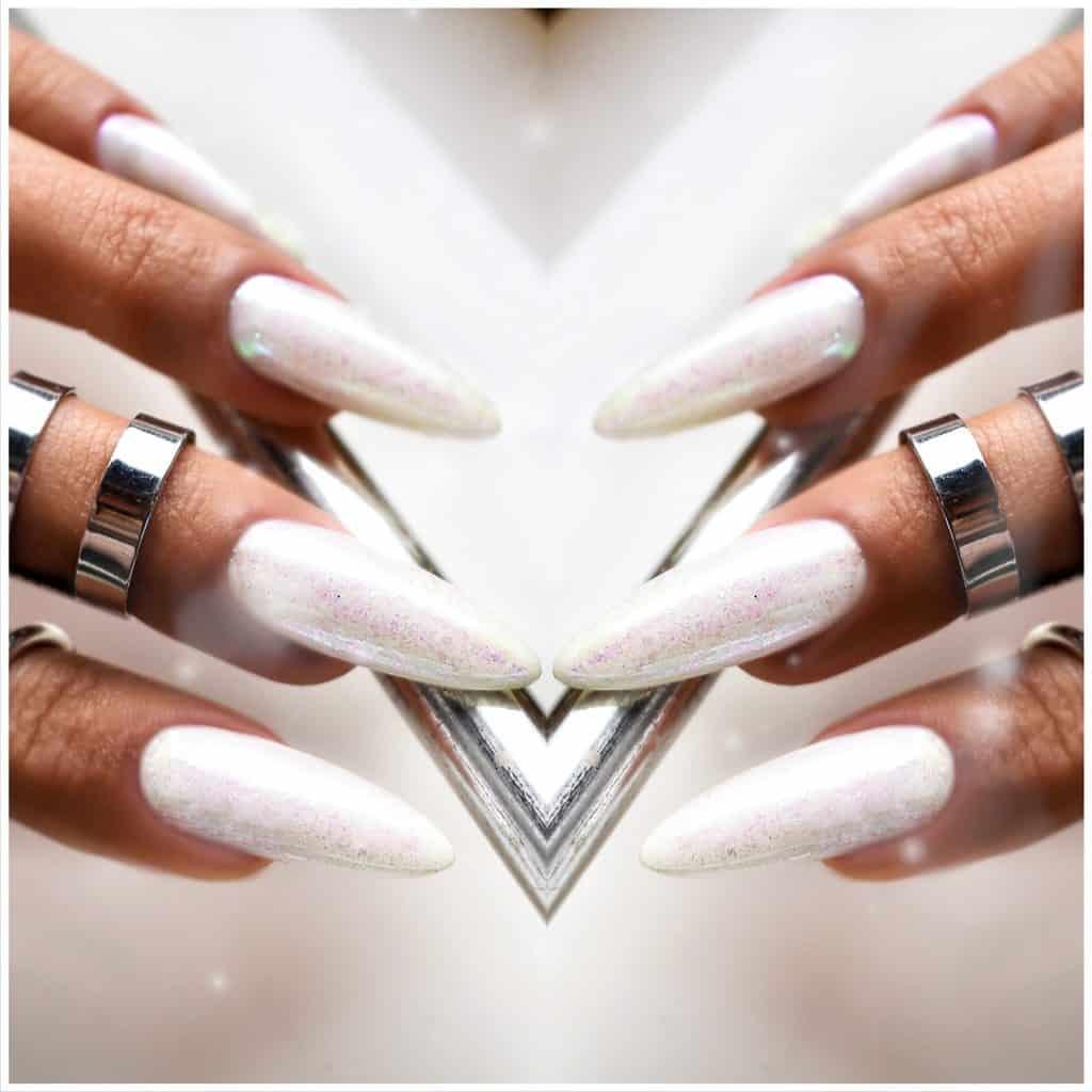 białe stylizacje ślubne