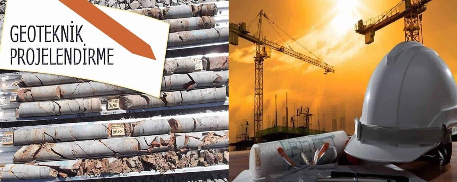 Geoteknik proje ve rapor Esasları