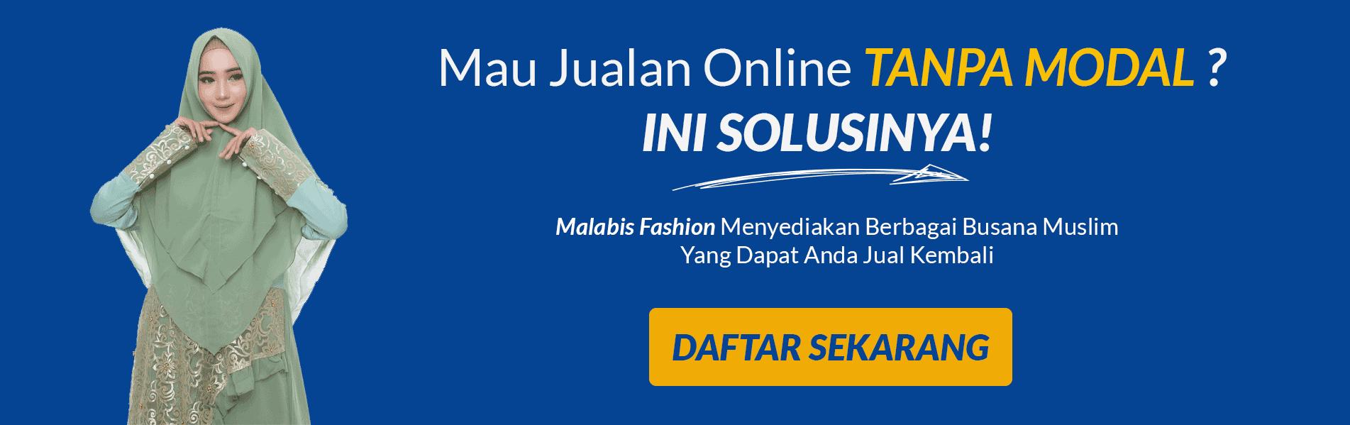 Supplier Baju Muslim dan Aksesoris Muslimah 10