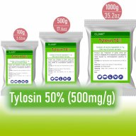 Tylosin 500mg powder tylan