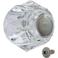 Delta(R) handle kit - Tub & Shower - acrylic