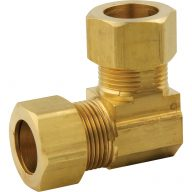 Compression fitting - Union elbow