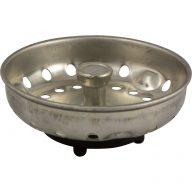 Basket strainer - Neoprene push down seal