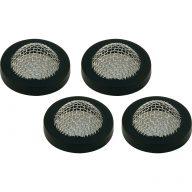 Filter hose washers