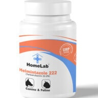 Helmintazole 222 100 g Panacur for dogs fenbendazole