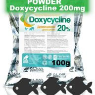 Doxycycline 20% Powder