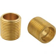 "Tub spout bushings - 1/2"" MIP x 5/8"" ID"