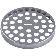 Grid for shower stall drain