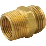 Garden hose fitting - Male hose adapter
