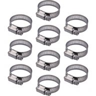 Stainless Steel Hose clamp - 1-1/4""