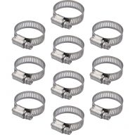 Stainless Steel Hose clamp - 1-1/2""