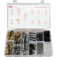 Waltec(R) parts repair kit - 246 piece
