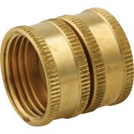 Garden hose fitting - Female swivel hose union